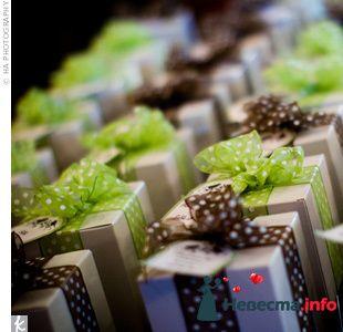 Фото 103280 в коллекции Зеленая свадьба - Невеста Настенька