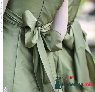Фото 103283 в коллекции Зеленая свадьба - Невеста Настенька