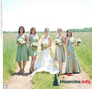 Фото 103293 в коллекции Зеленая свадьба - Невеста Настенька