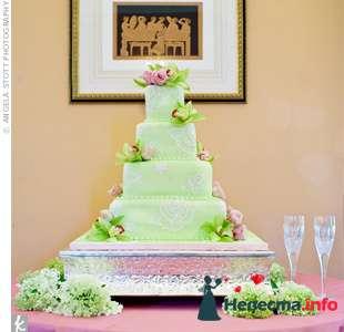 Фото 103294 в коллекции Зеленая свадьба - Невеста Настенька