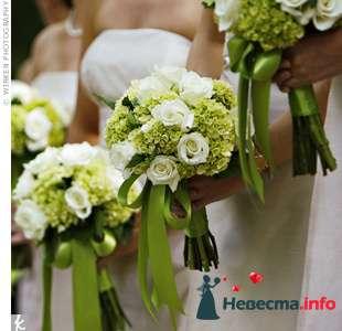 Фото 103309 в коллекции Зеленая свадьба - Невеста Настенька