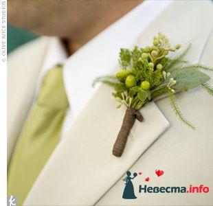 Фото 103326 в коллекции Зеленая свадьба - Невеста Настенька