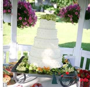 Фото 103337 в коллекции Зеленая свадьба - Невеста Настенька