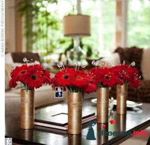 Фото 103365 в коллекции Красная свадьба!