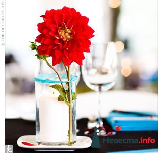 Фото 103373 в коллекции Красная свадьба! - Невеста Настенька