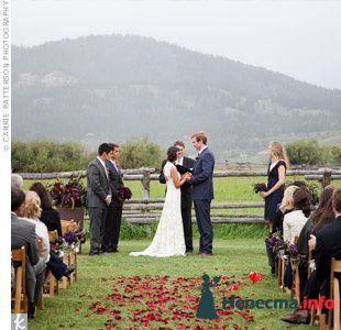 Фото 103375 в коллекции Красная свадьба!