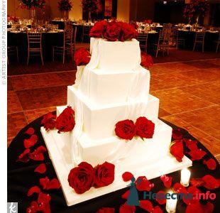 Фото 103393 в коллекции Красная свадьба! - Невеста Настенька
