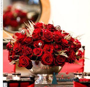 Фото 103397 в коллекции Красная свадьба! - Невеста Настенька