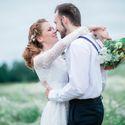 Ромашковая свадьба, экосвадьба, экостиль, свадьба в стиле эко