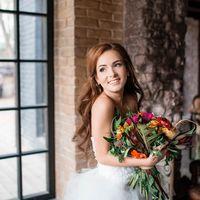 осенняя свадьба, свадьба для двоих, овощная свадьба,
