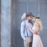 сорен, свадьба с совой