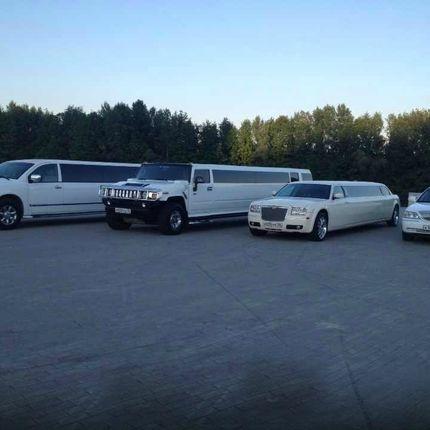 Прокат лимузина на свадьбу в Воронеже