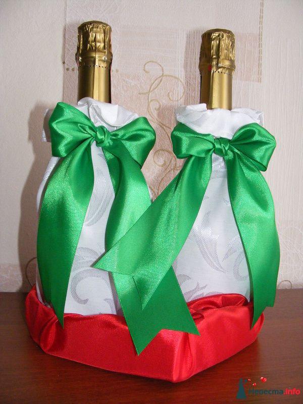 шампанское на наш стол