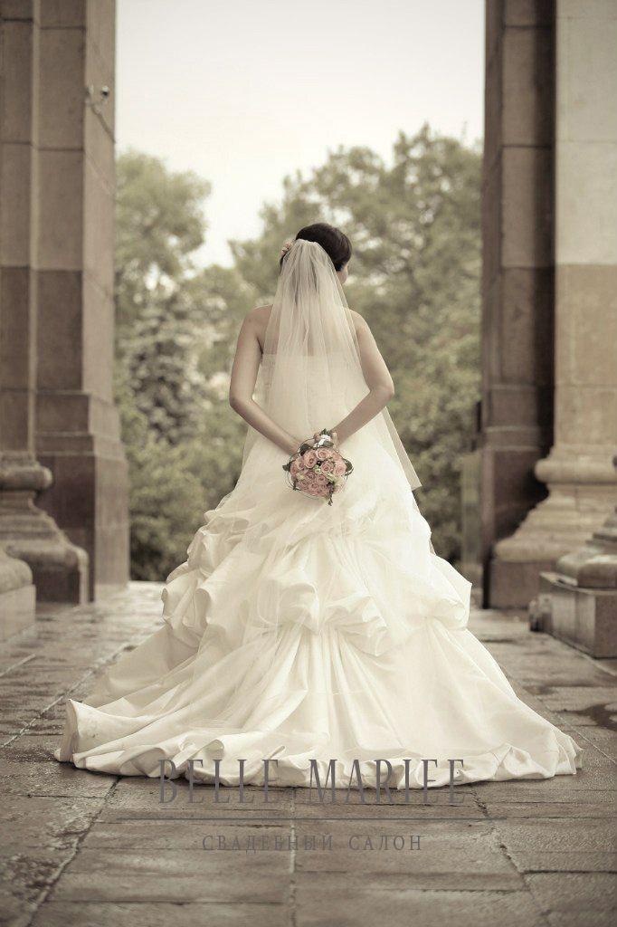 Фото 1445185 в коллекции МОИ НЕВЕСТЫ - Свадебный салон  Belle Mariee
