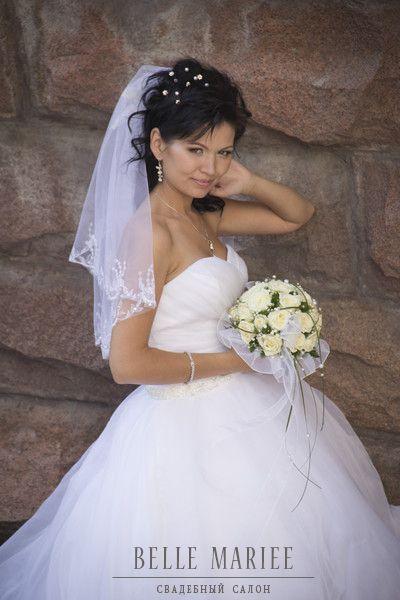 Фото 1445191 в коллекции МОИ НЕВЕСТЫ - Свадебный салон  Belle Mariee