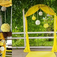 Арка для солнечной свадьбы
