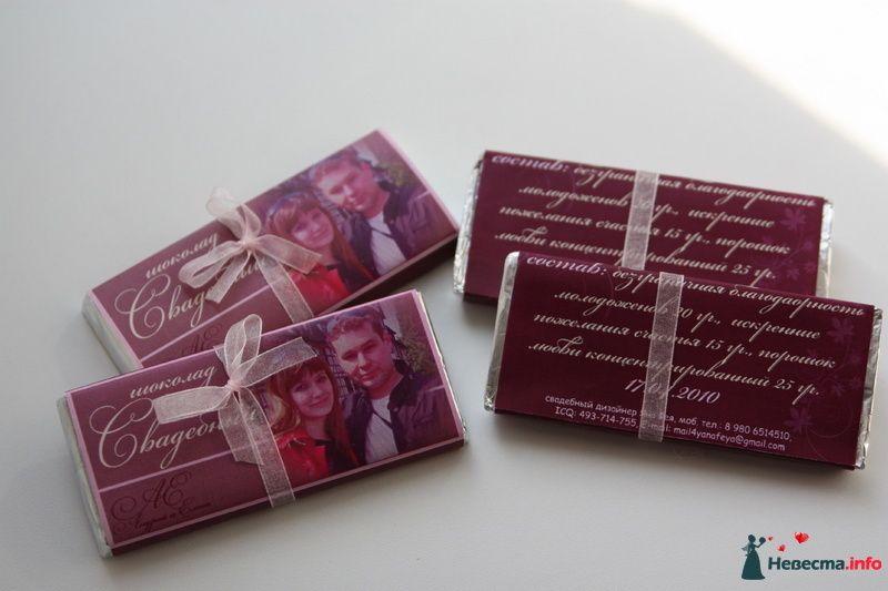 шоколадки - фото 85368 -MILEDI-