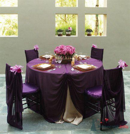 Фото 72067 в коллекции PUPLE Wedding