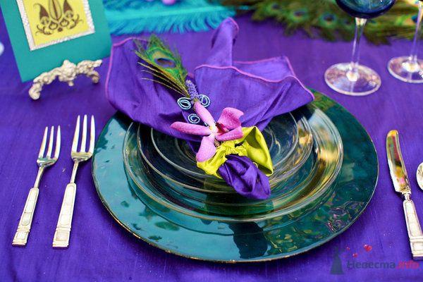 Фото 72068 в коллекции PUPLE Wedding