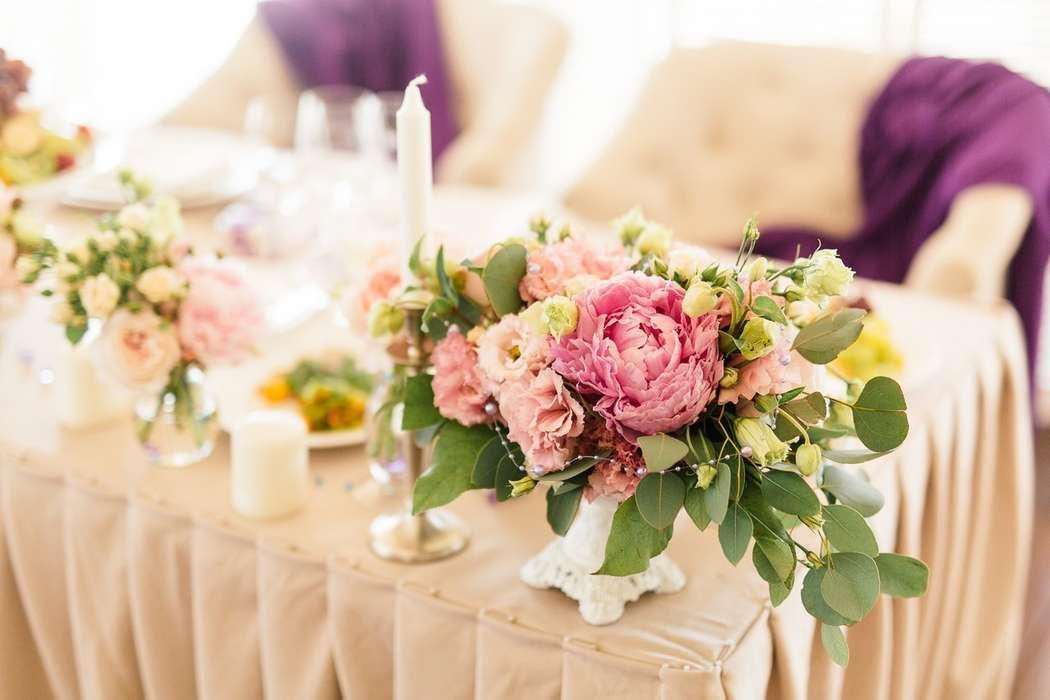 флористика, рустик, изысканный стиль, президиум, прованс, шэбби-шик - фото 10501138 Flower vibes - мастерская флористики и декора