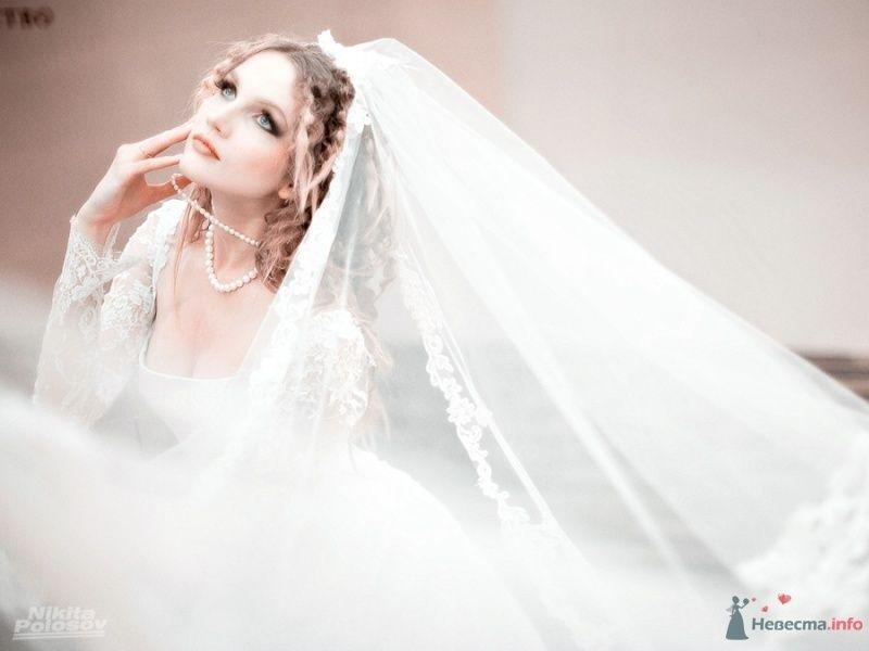 Фото 69586 в коллекции Журнальные фотосессии - Свадебный фотограф Никита Полосов