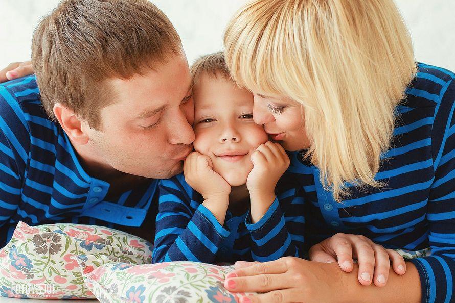 Семейная фотосессия (1,5 часа)