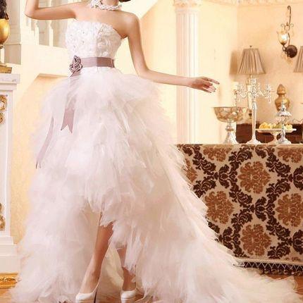 Свадебное платье H13