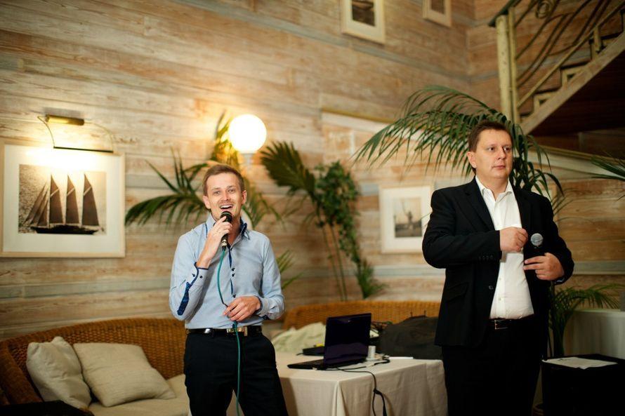 Юра Лейман - Друг и молодой Магомаев! - фото 5324637 Павел Будянский - ведущий на свадьбу