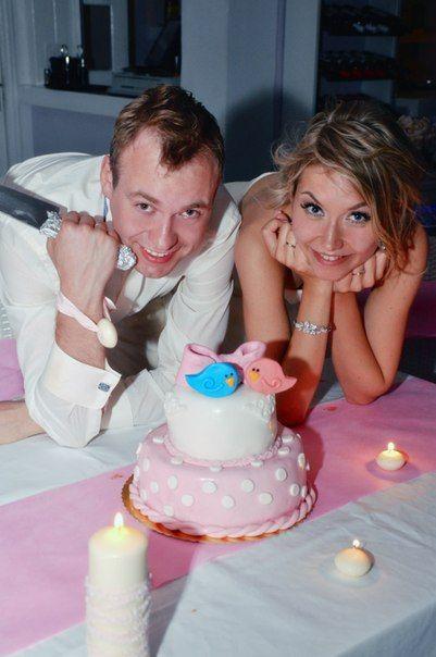 Фото 2205378 в коллекции Мои фотографии - Свадебные торты от Наталии Аржаковой