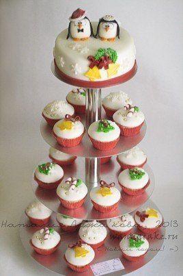 Фото 2205382 в коллекции Мои фотографии - Свадебные торты от Наталии Аржаковой