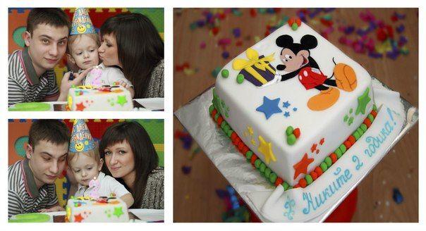 Фото 2205384 в коллекции Мои фотографии - Свадебные торты от Наталии Аржаковой