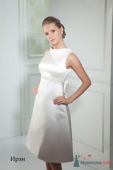 Платье(вид спереди) - фото 69468 Sweet-lana