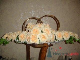 Украшения на автомобиль. Цена от 500р. - фото 67707 Shop-tranzit - свадебные аксессуары