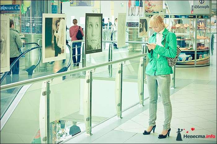 Фото 107777 в коллекции Первая выставка Свадебной фотографии в Перми - Фотограф Швецов Николай