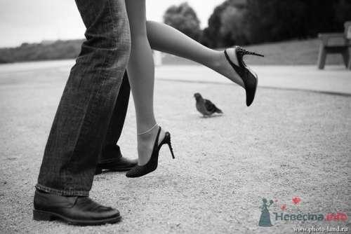 Фото 10488 в коллекции Love-Story: Любовь и голуби - Свадебные фотоистории от Андрея Егорова