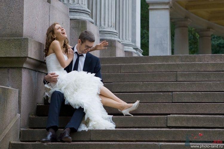 Фото 64241 в коллекции Свадьба Людмилы и Кирилла - Свадебные фотоистории от Андрея Егорова