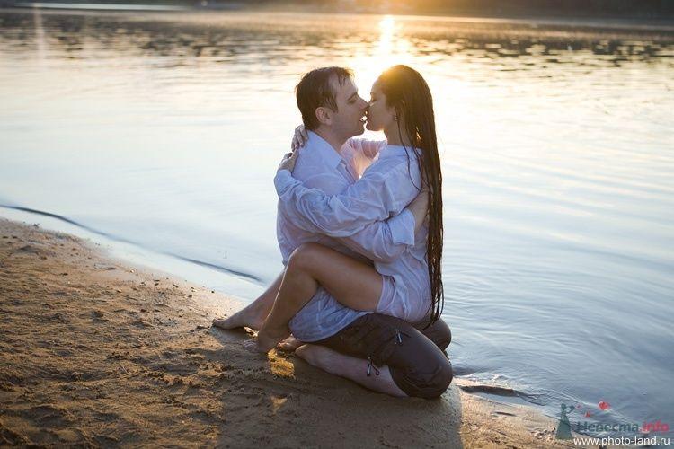 Фото 66723 в коллекции Пляжная лавстори Леры и Димы - Свадебные фотоистории от Андрея Егорова