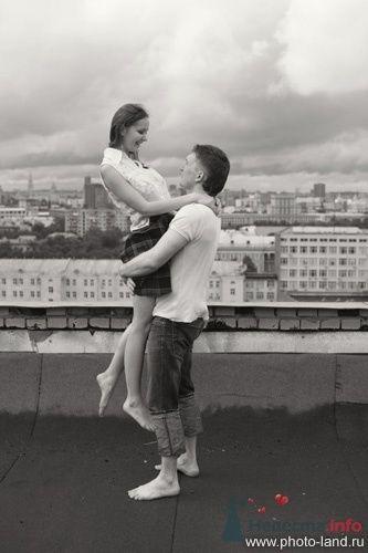 Фото 69173 в коллекции Над Москвой - Свадебные фотоистории от Андрея Егорова