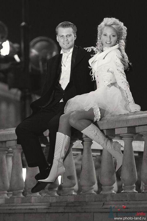 Елена и Александр (ГУМ, Москва) - фото 70709 Свадебные фотоистории от Андрея Егорова