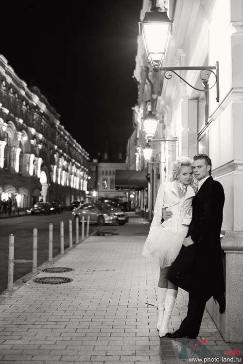 Елена и Александр (ГУМ, Москва) - фото 70713 Свадебные фотоистории от Андрея Егорова