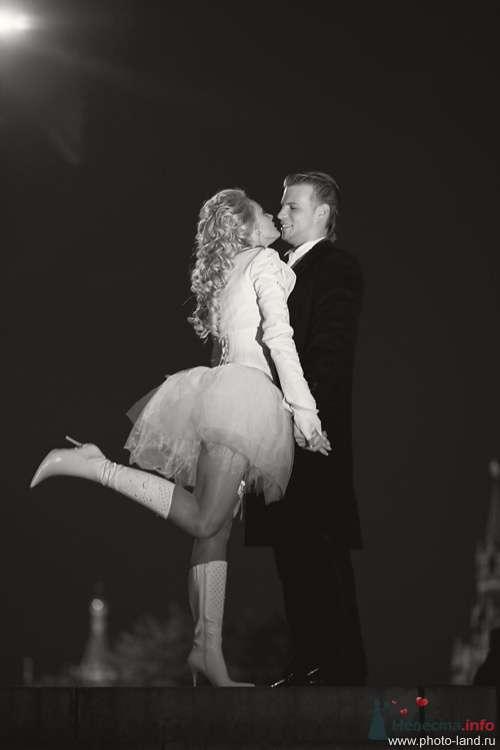 Елена и Александр (ГУМ, Москва) - фото 70714 Свадебные фотоистории от Андрея Егорова