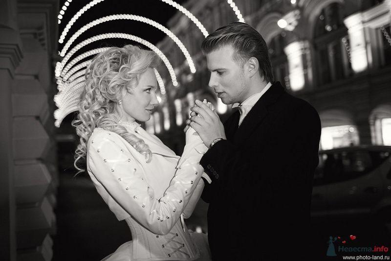 Елена и Александр (ГУМ, Москва)