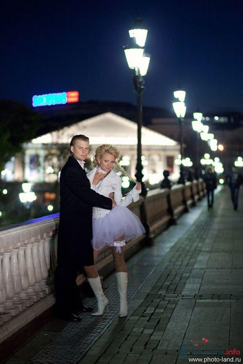 Лена и Саша, фотограф Андрей Егоров - фото 72398 Свадебные фотоистории от Андрея Егорова