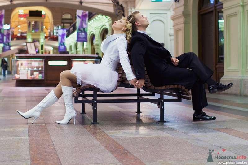 Лена и Саша, фотограф Андрей Егоров - фото 72406 Свадебные фотоистории от Андрея Егорова