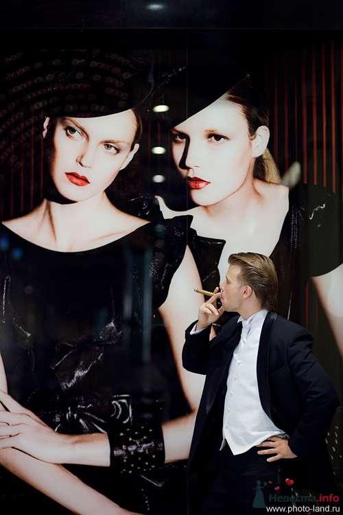 Лена и Саша, фотограф Андрей Егоров - фото 72423 Свадебные фотоистории от Андрея Егорова
