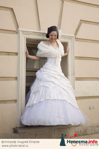 Свадебная прогулка по улочкам Москвы - фото 91233 Свадебные фотоистории от Андрея Егорова