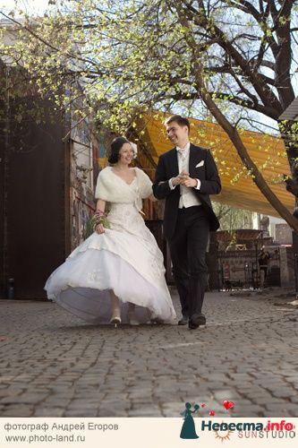Свадебная прогулка по улочкам Москвы - фото 91234 Свадебные фотоистории от Андрея Егорова