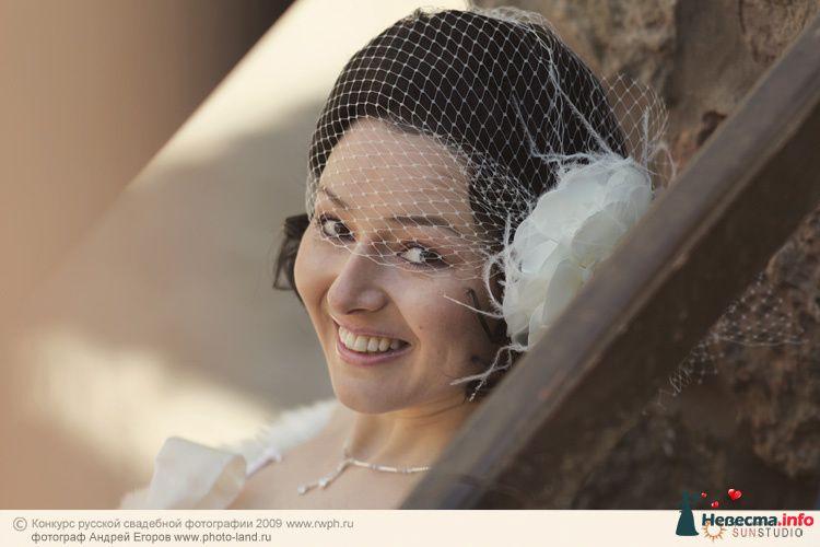 Свадебная прогулка по улочкам Москвы - фото 91263 Свадебные фотоистории от Андрея Егорова