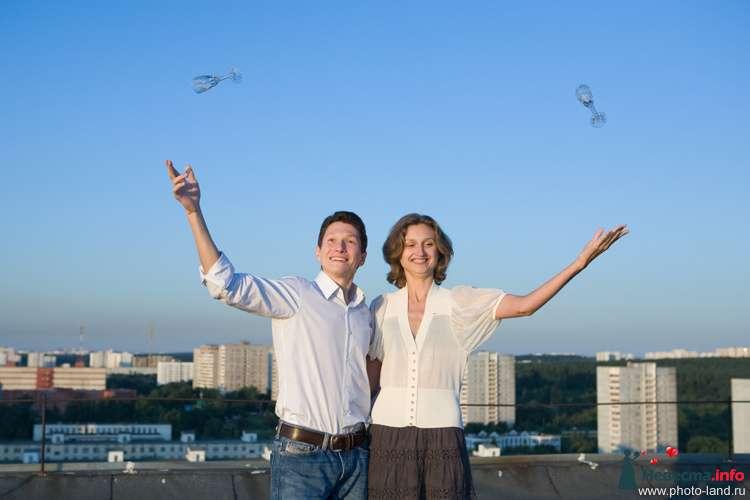 Love Story на крыше - фото 94838 Свадебные фотоистории от Андрея Егорова