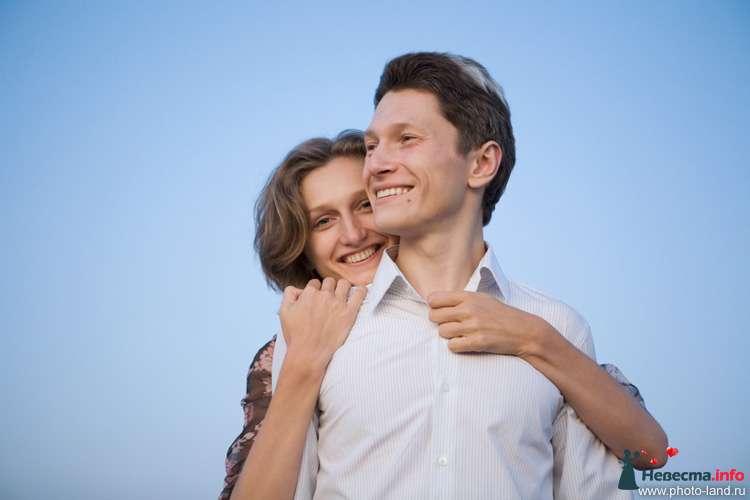 Love Story на крыше - фото 94849 Свадебные фотоистории от Андрея Егорова